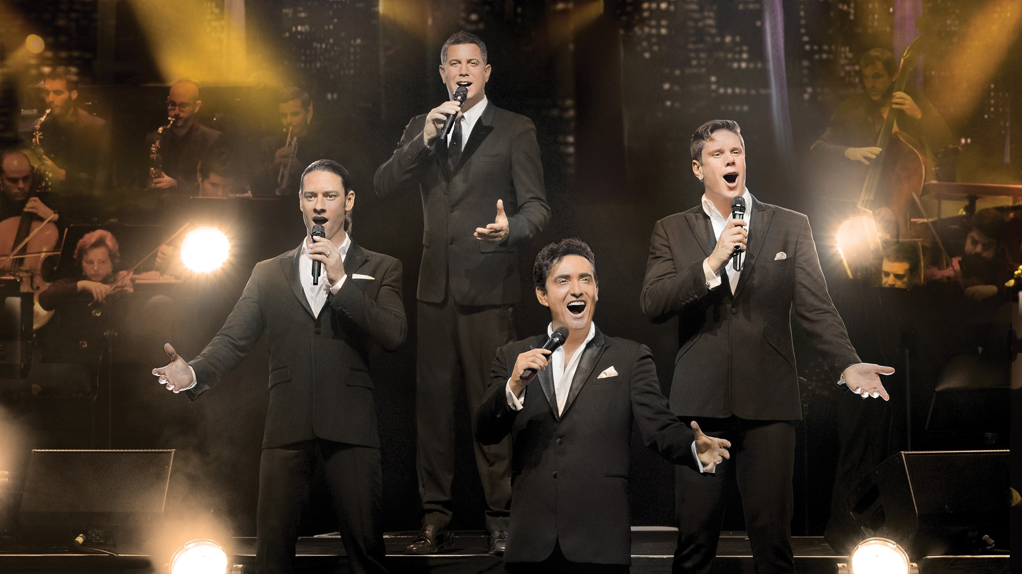 IL DIVO: Timeless Tour at Sands Bethlehem Event Center - Bethlehem, PA 18015