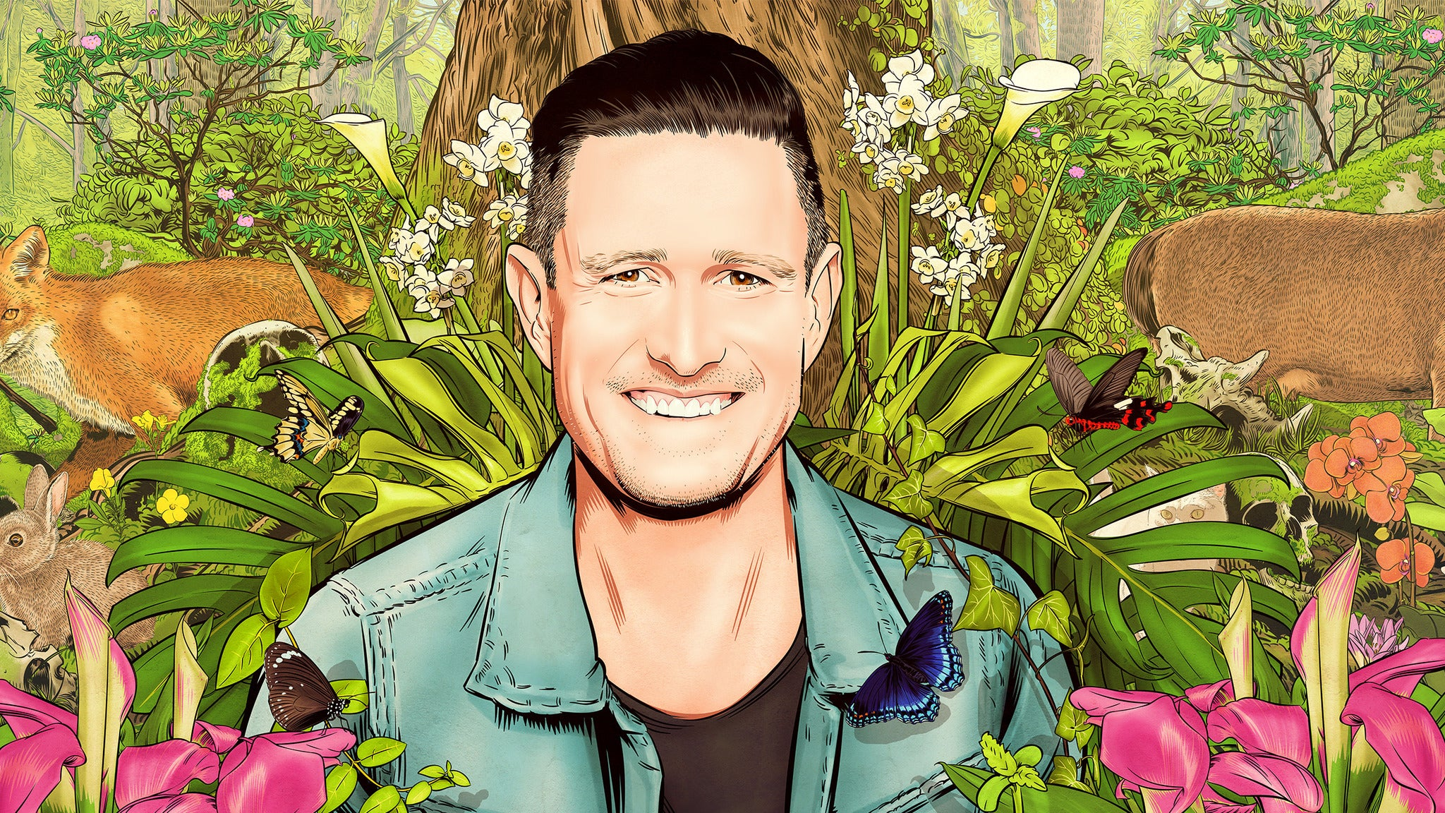 Wil Anderson Wil-Informed