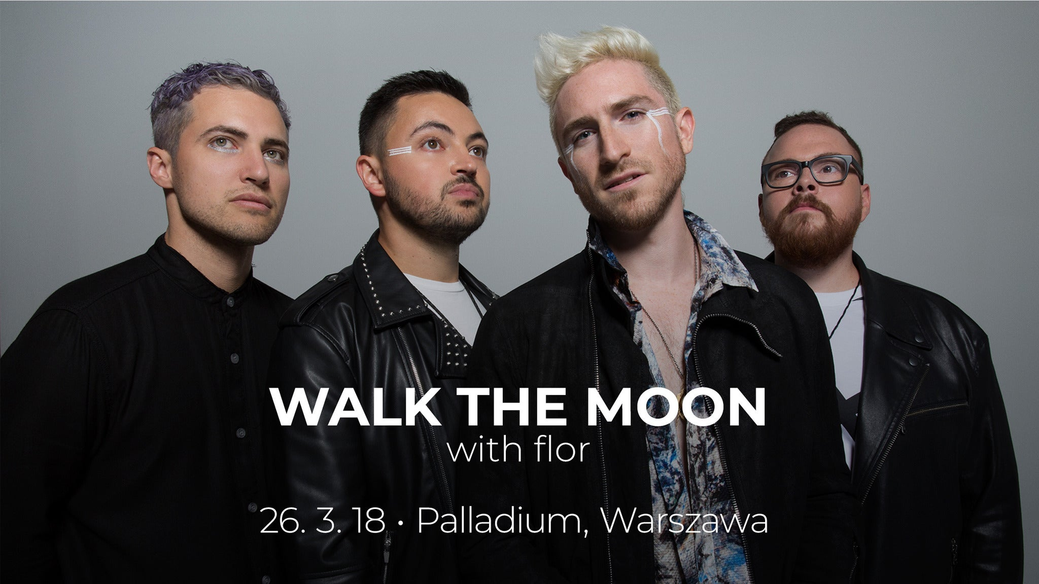 WALK THE MOON at 20 Monroe Live