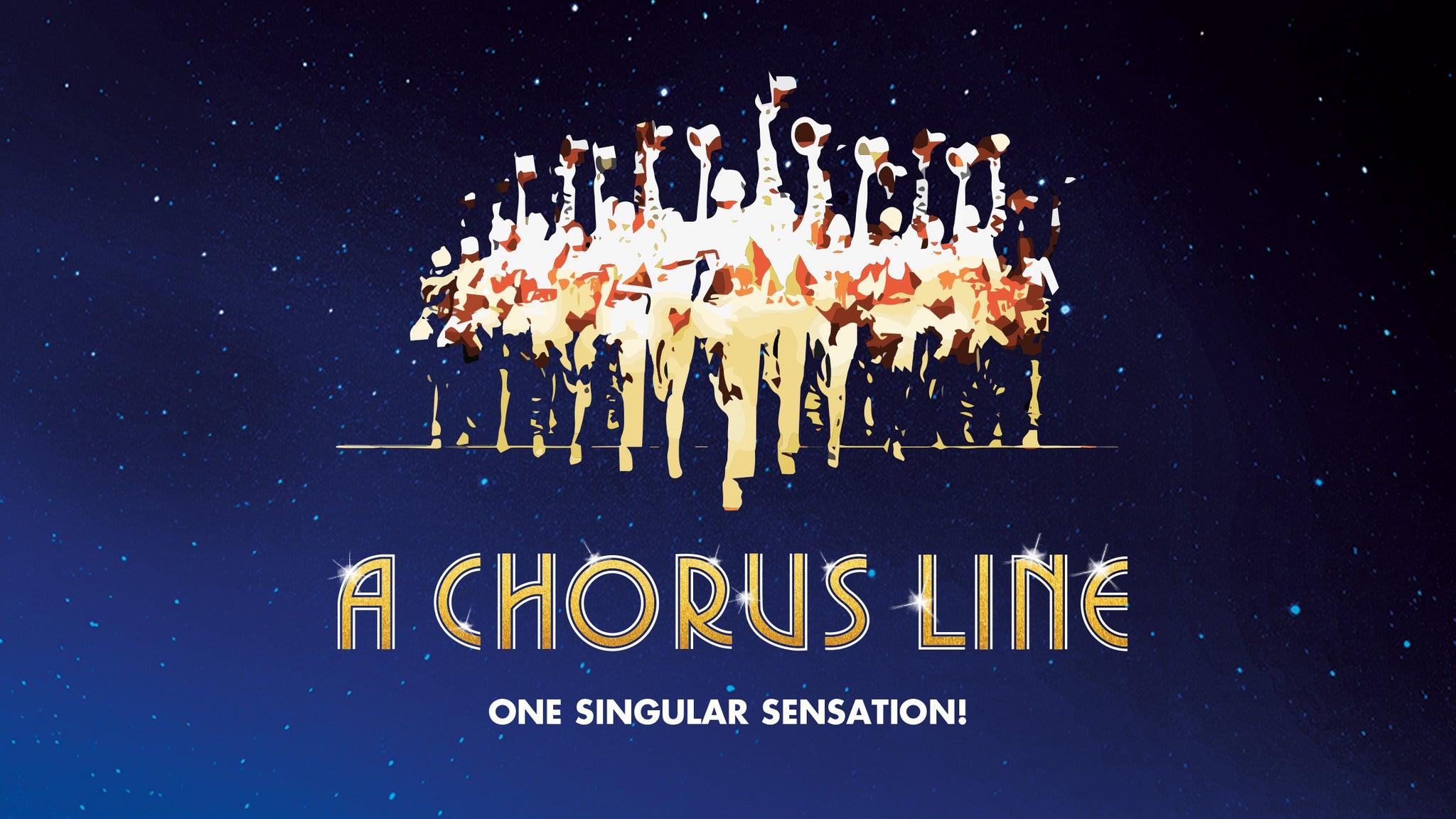 A Chorus Line at Hollywood Bowl