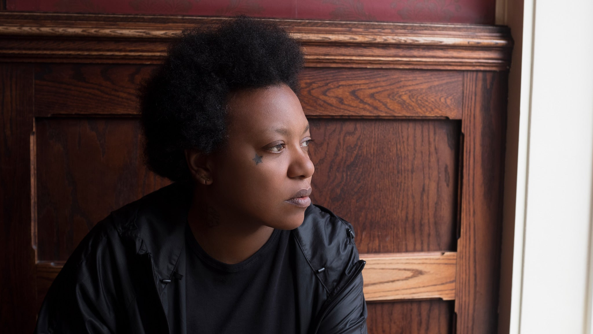 Meshell Ndegeocello at The Queen