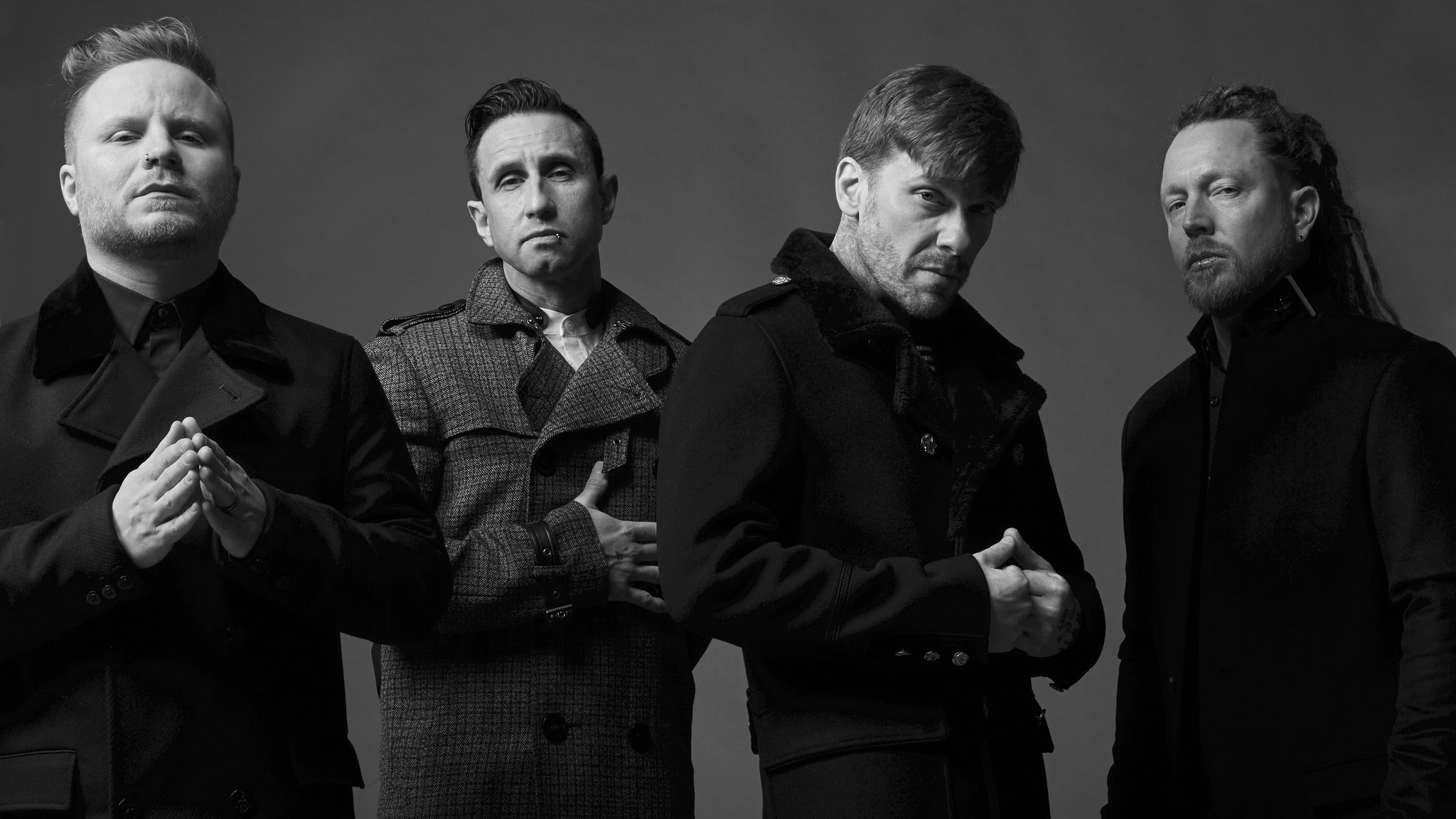 Shinedown at Johnny Mercer Theatre