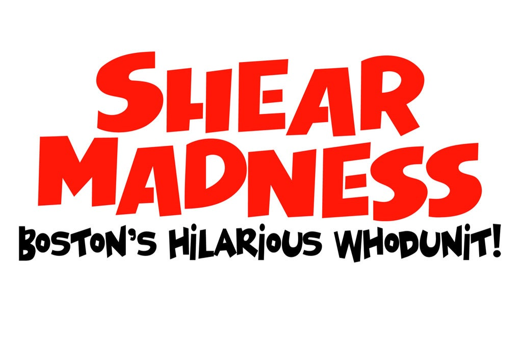 Shear Madness at Kennedy Center - Theater Lab