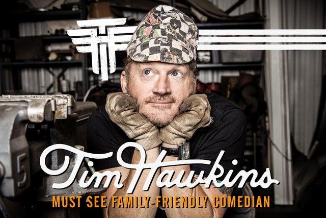 Tim Hawkinf  Tour
