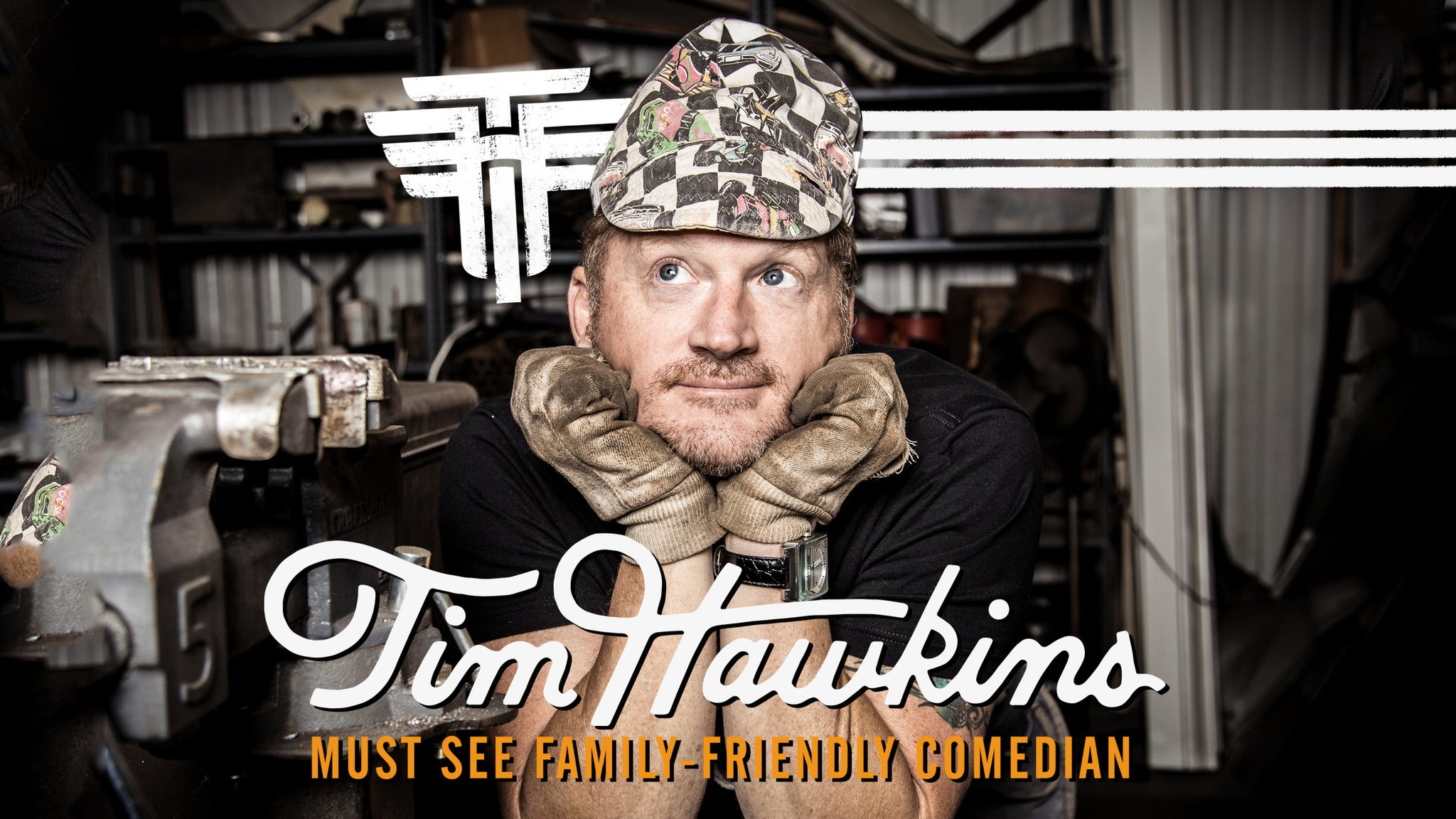 Tim Hawkins at Community Arts Center - PA