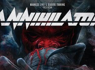 Annihilator, 2019-11-01, Мадрид