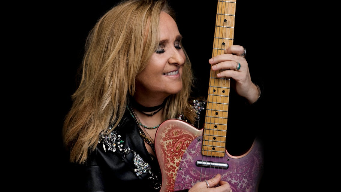 Melissa Etheridge Seating Plans