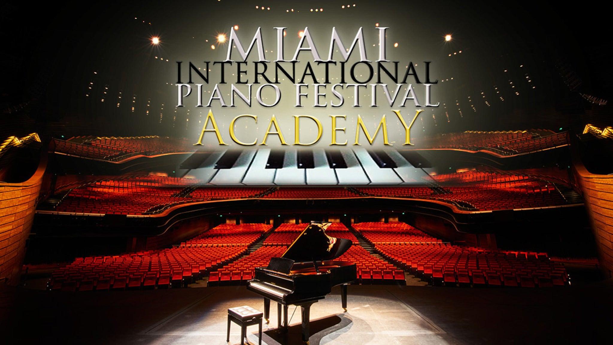 Miami International Piano Festival - Nikolay Khozyainov