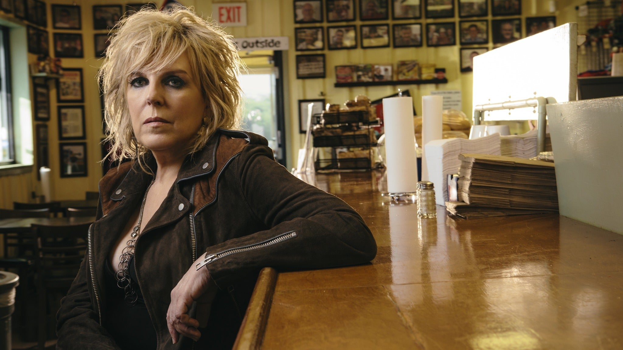 Lucinda Williams at Copeland Hall