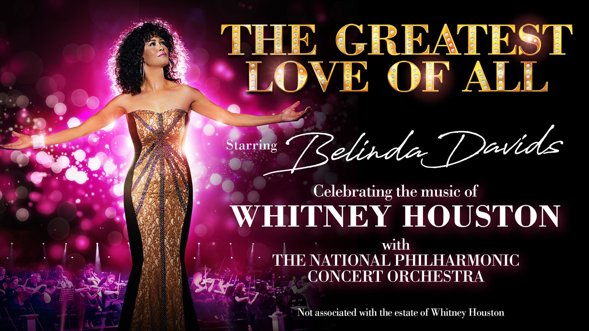 The Greatest Love of All - Whitney Houston Tribute