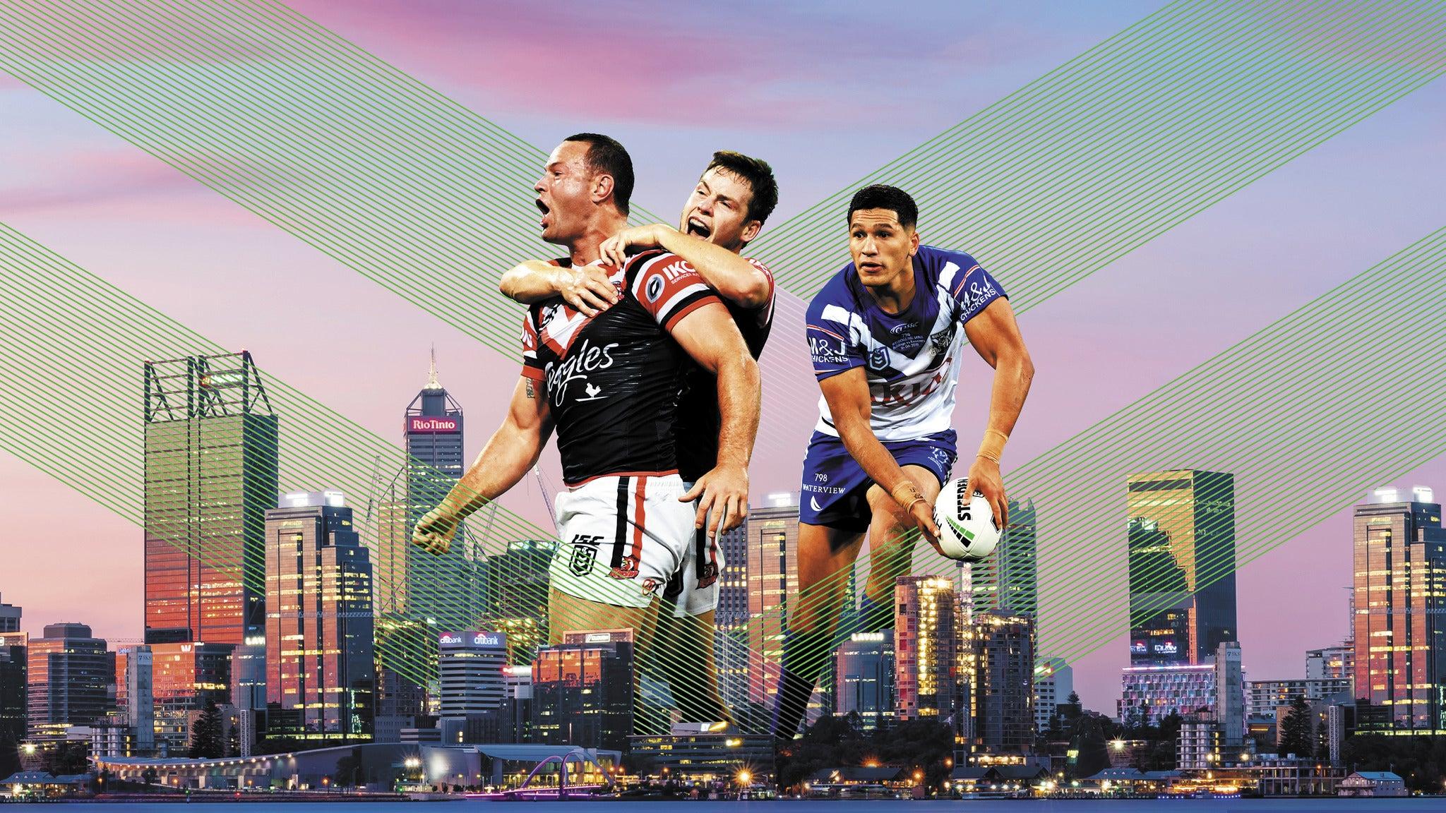 Perth NRL Games