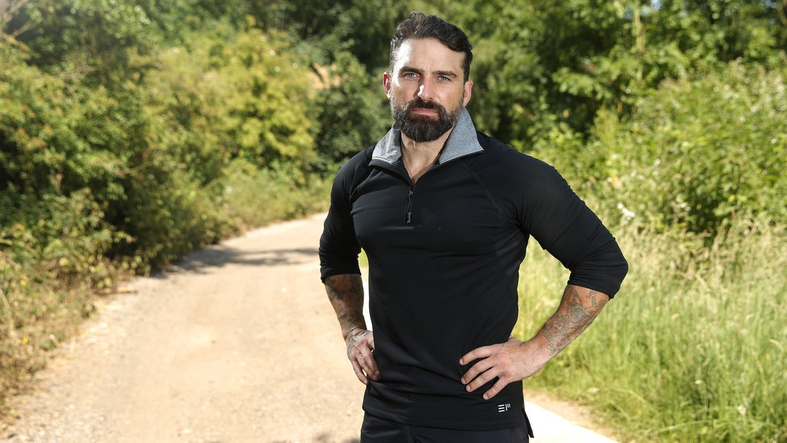 Ant Middleton Seating Plans