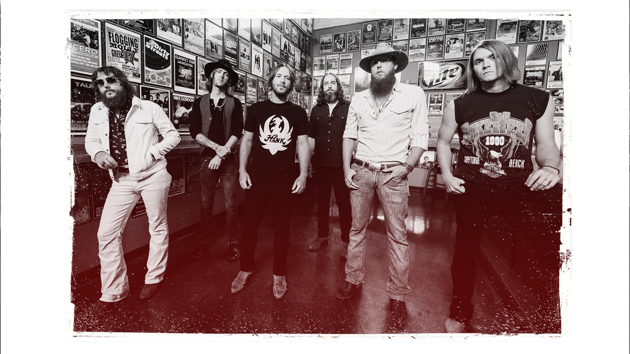 Whiskey Myers at Colonial Theatre - Idaho