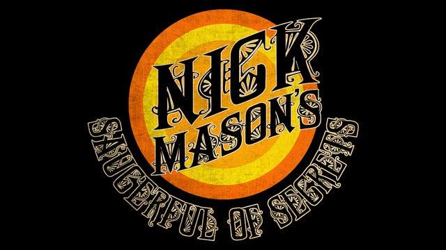 Nick Mason