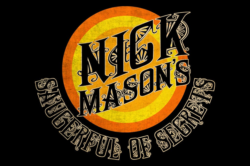 Nick Mason's Saucerful of Secrets - The Echoes Tour
