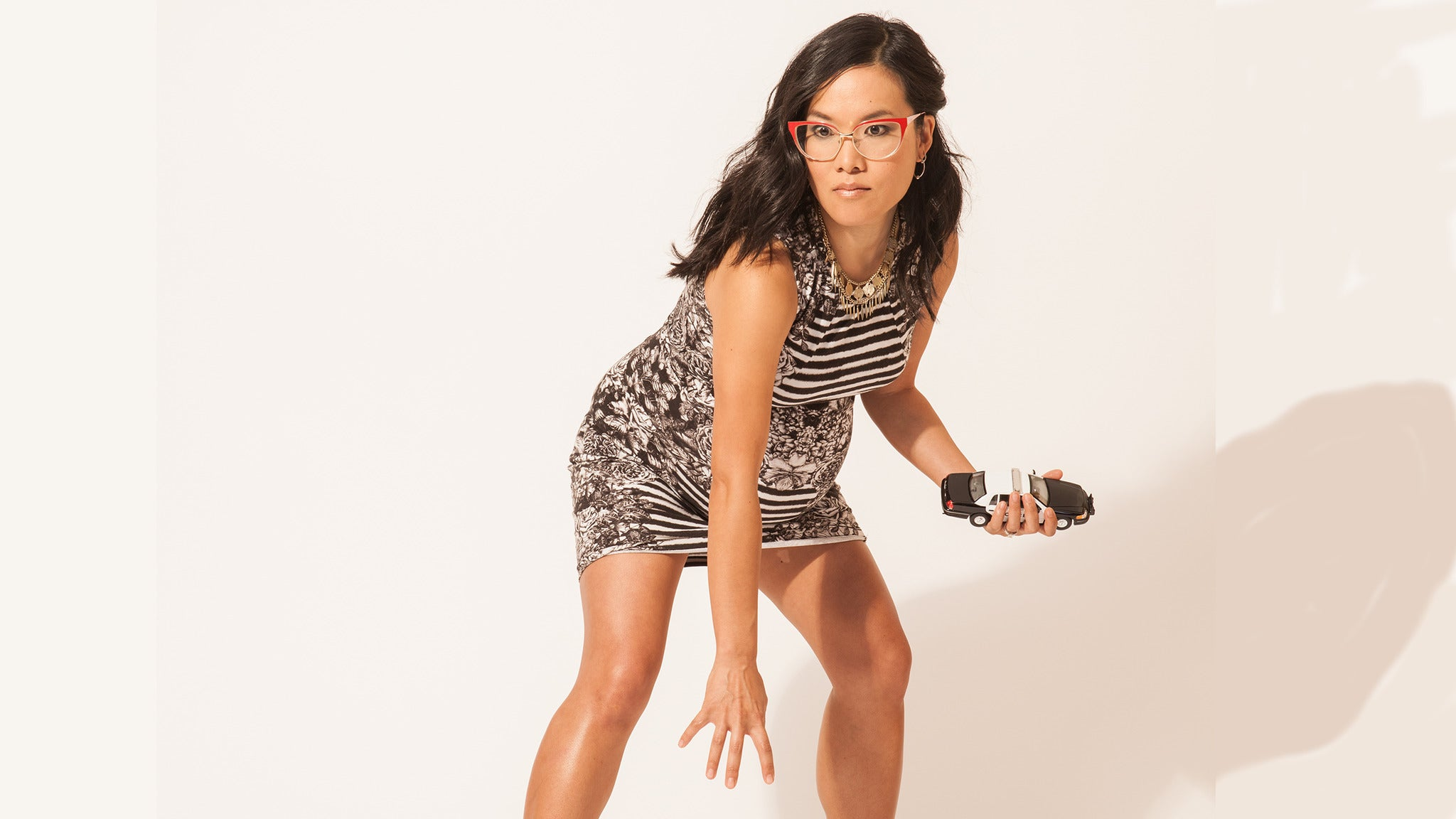 Ali Wong at Cobb's Comedy Club