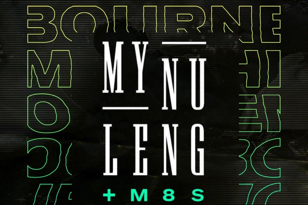 My Nu Leng & M8s