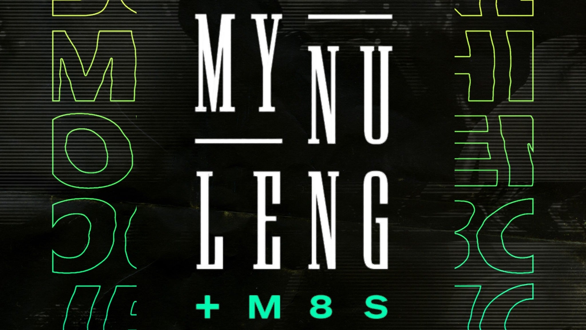 Nightvision X Electrikla Pres My Nu Leng & M8's