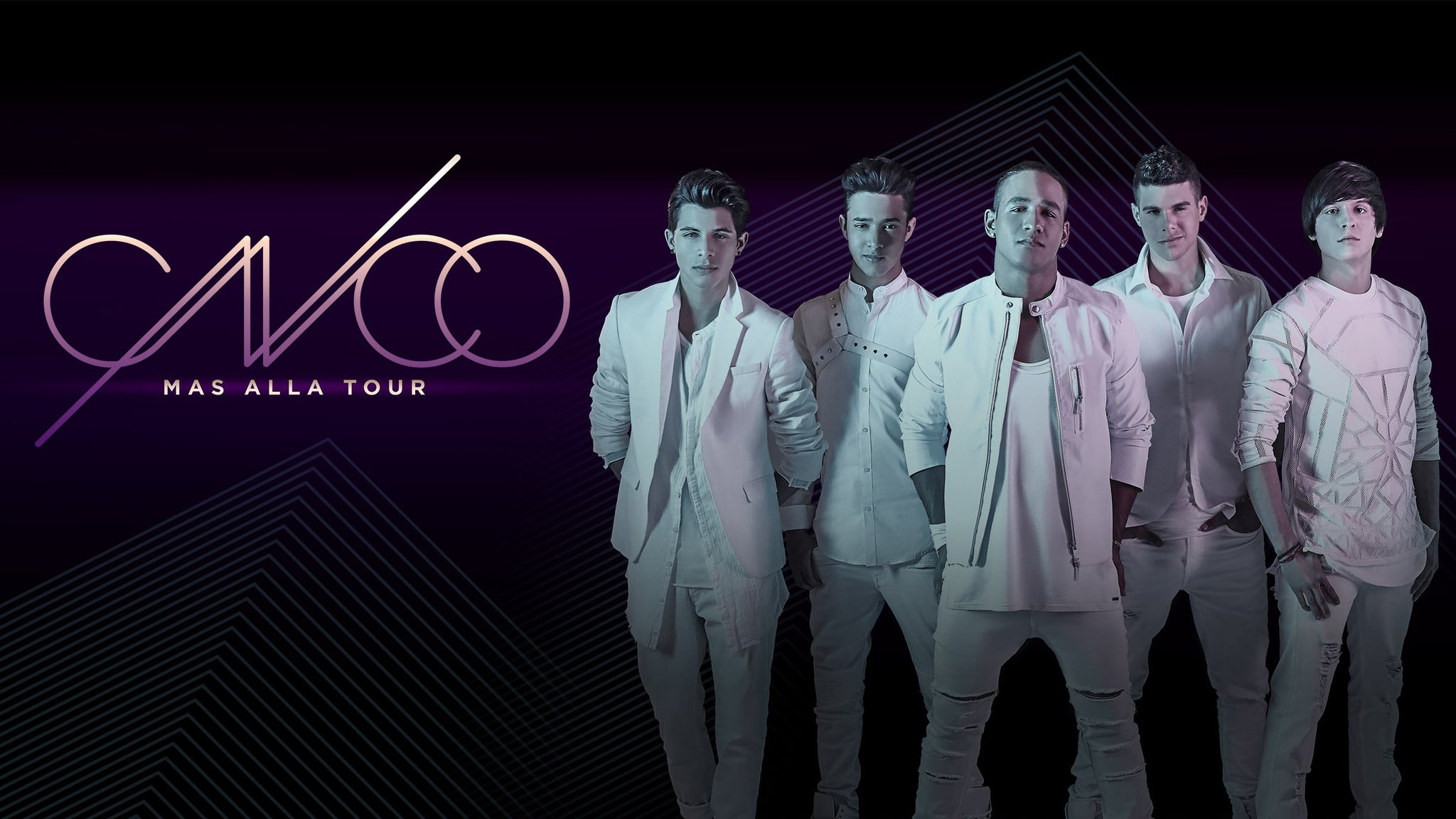 CNCO at Fresno Fairgrounds