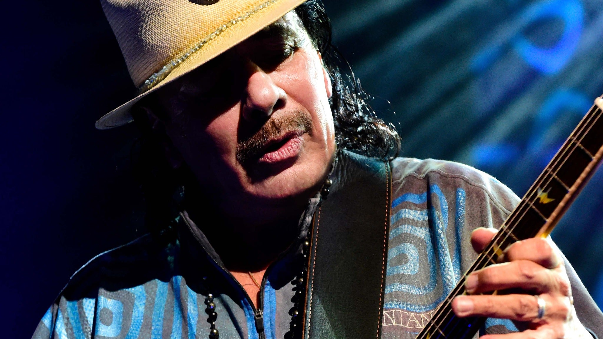 An Evening with Santana at Verizon Amphitheatre