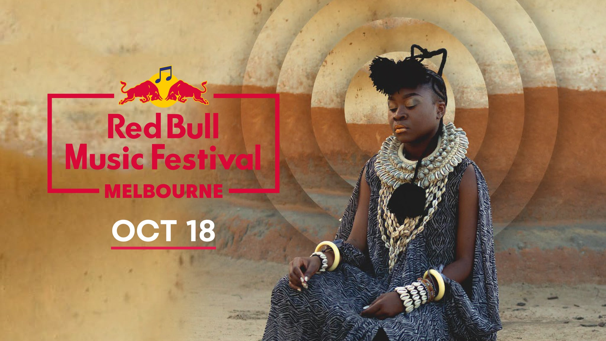 Red Bull Music Festival Melbourne: Sampa The Great