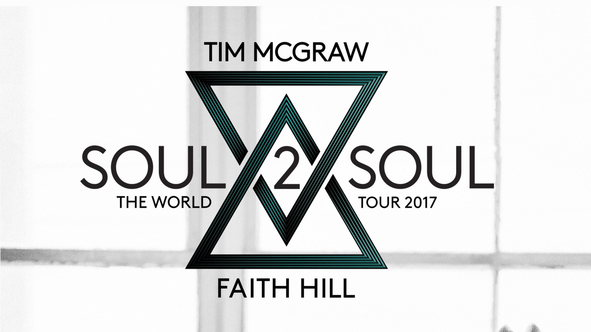 Soul2Soul The World Tour 2017 at Golden 1 Center - Sacramento, CA 95814