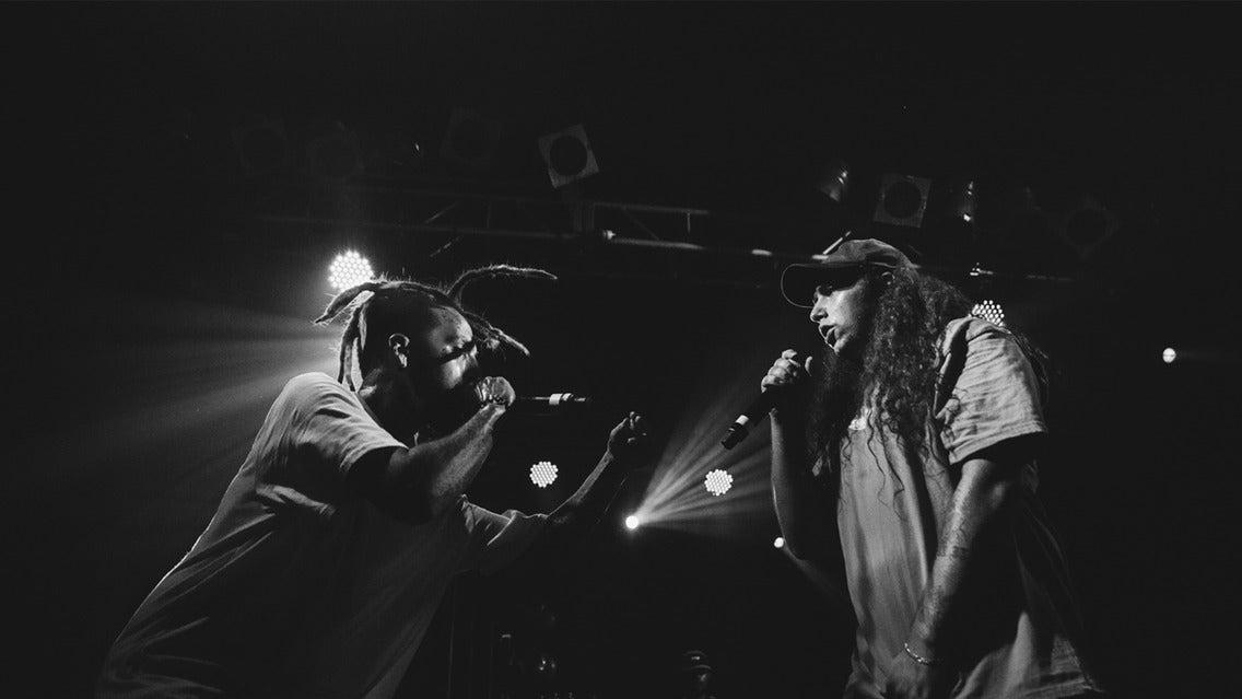 $uicideboy$ Present Greyday Tour