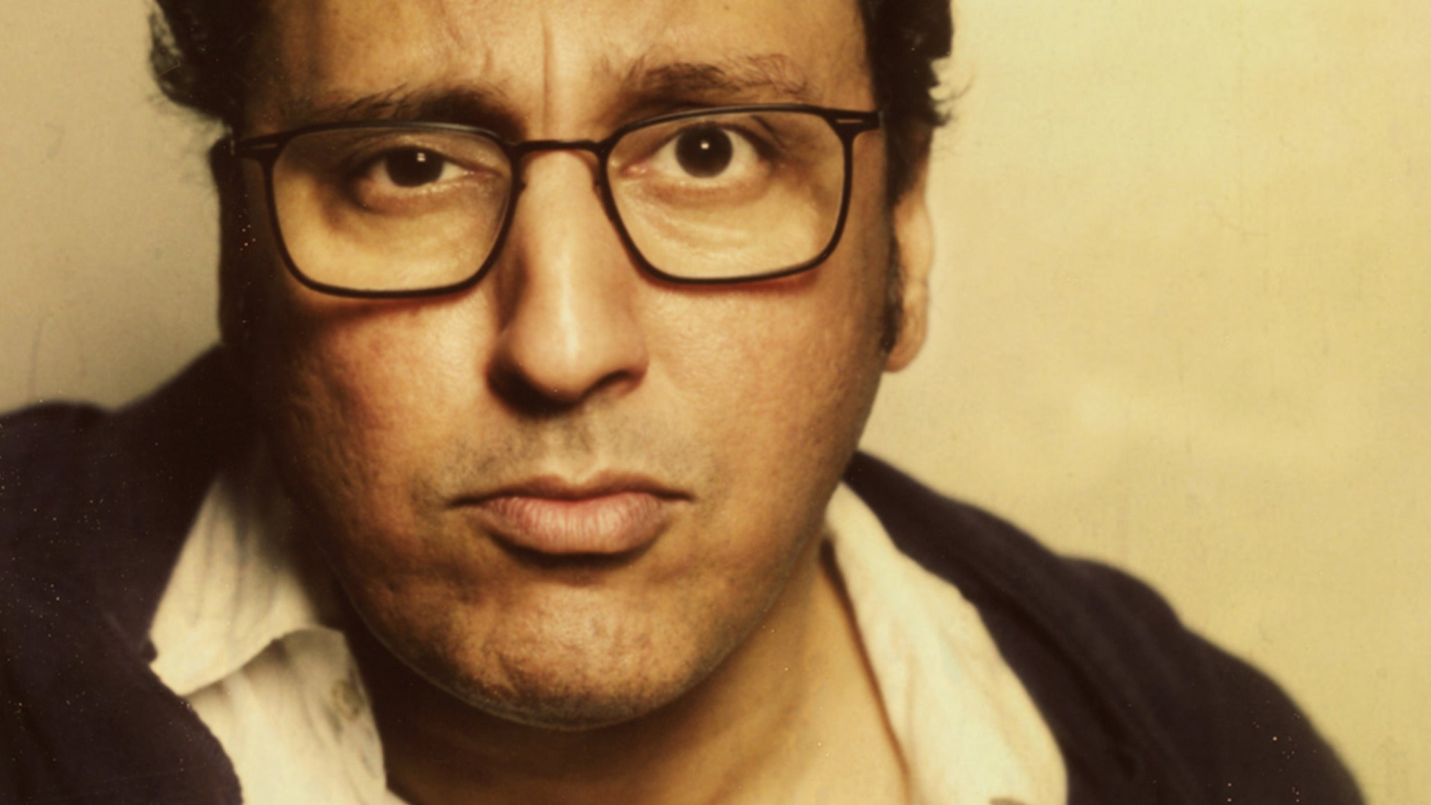 Aasif Mandvi at Cobb's Comedy Club