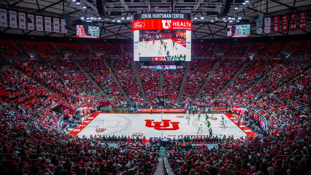 Hotels near Utah Men's Basketball Events