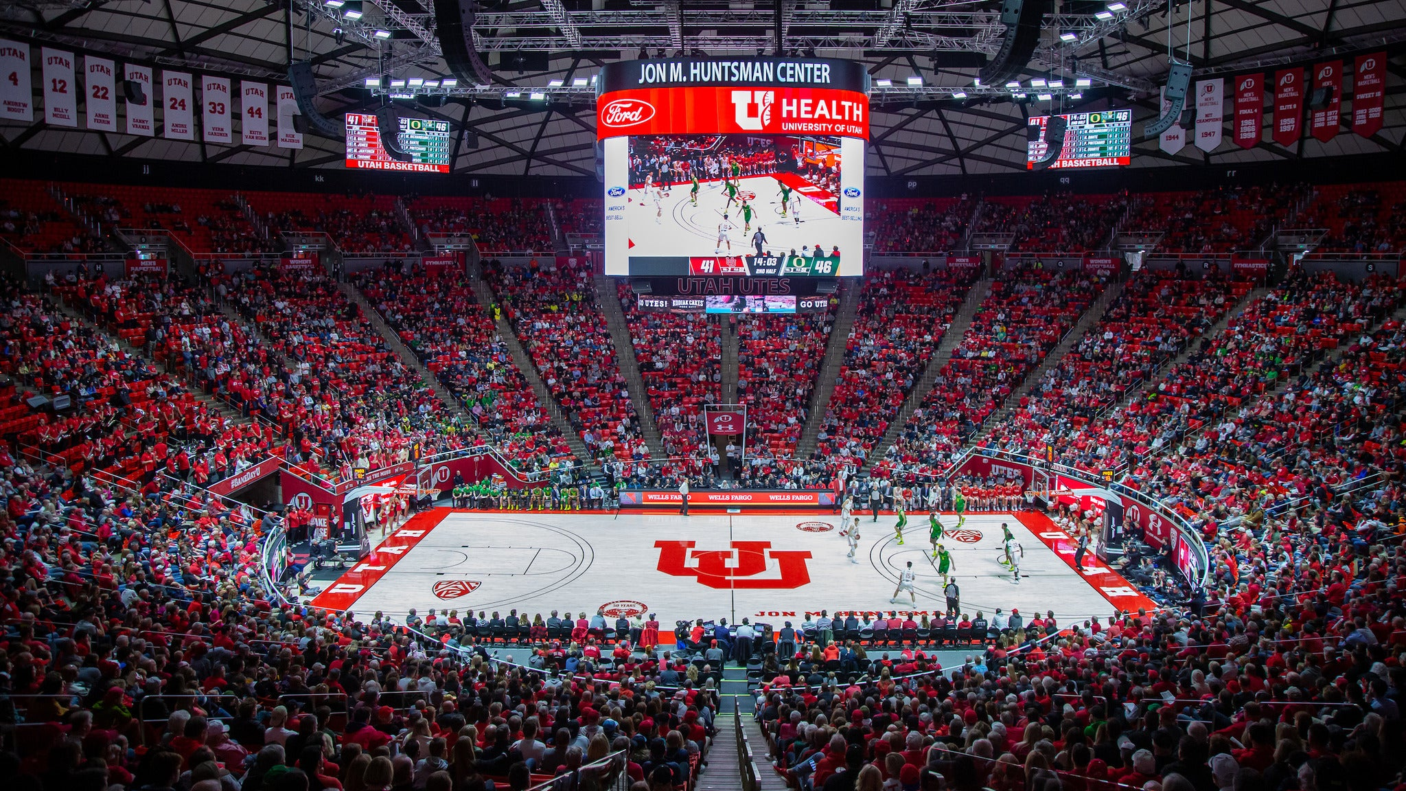 20-21 Utah Men's Basketball Full Season Tickets