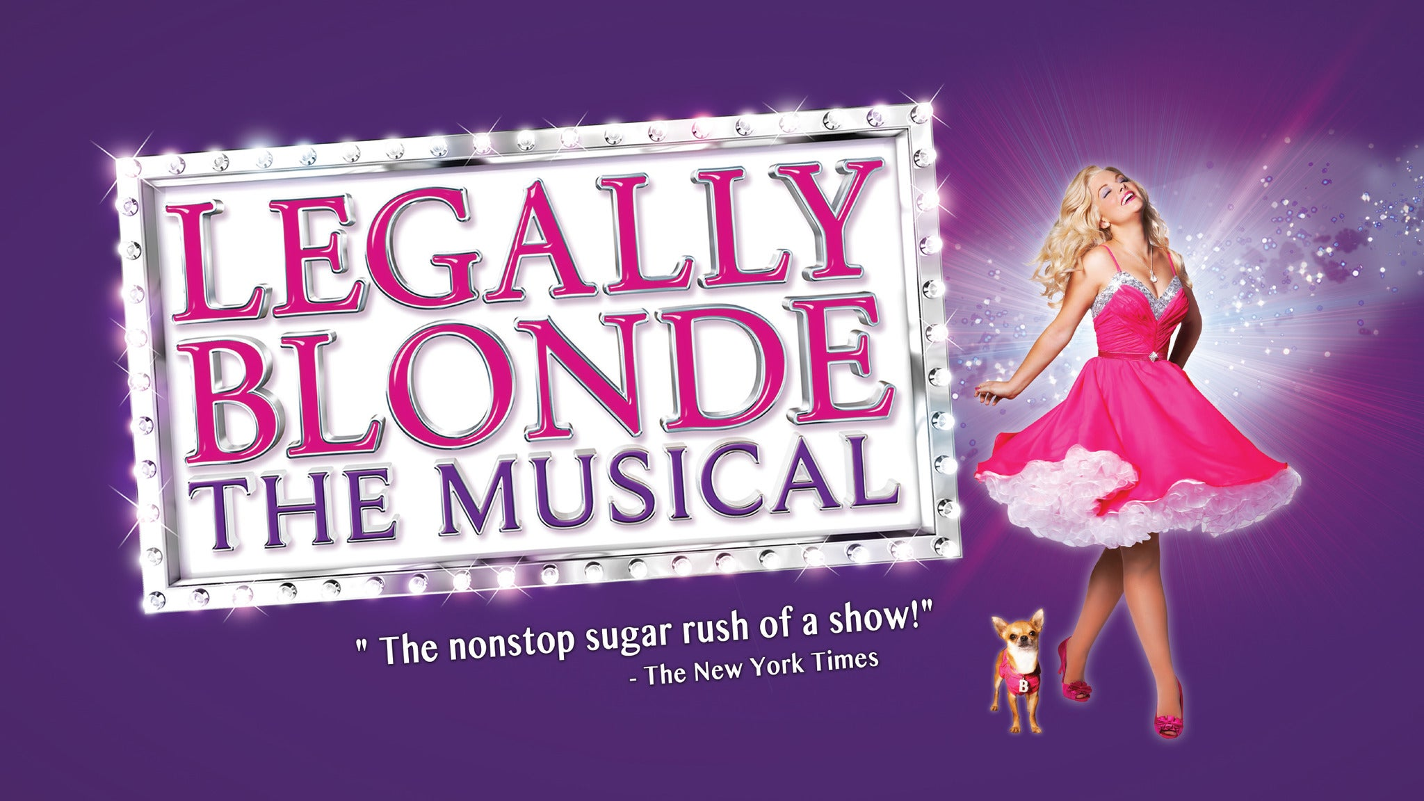 Legally Blonde (Touring) at Ames Center