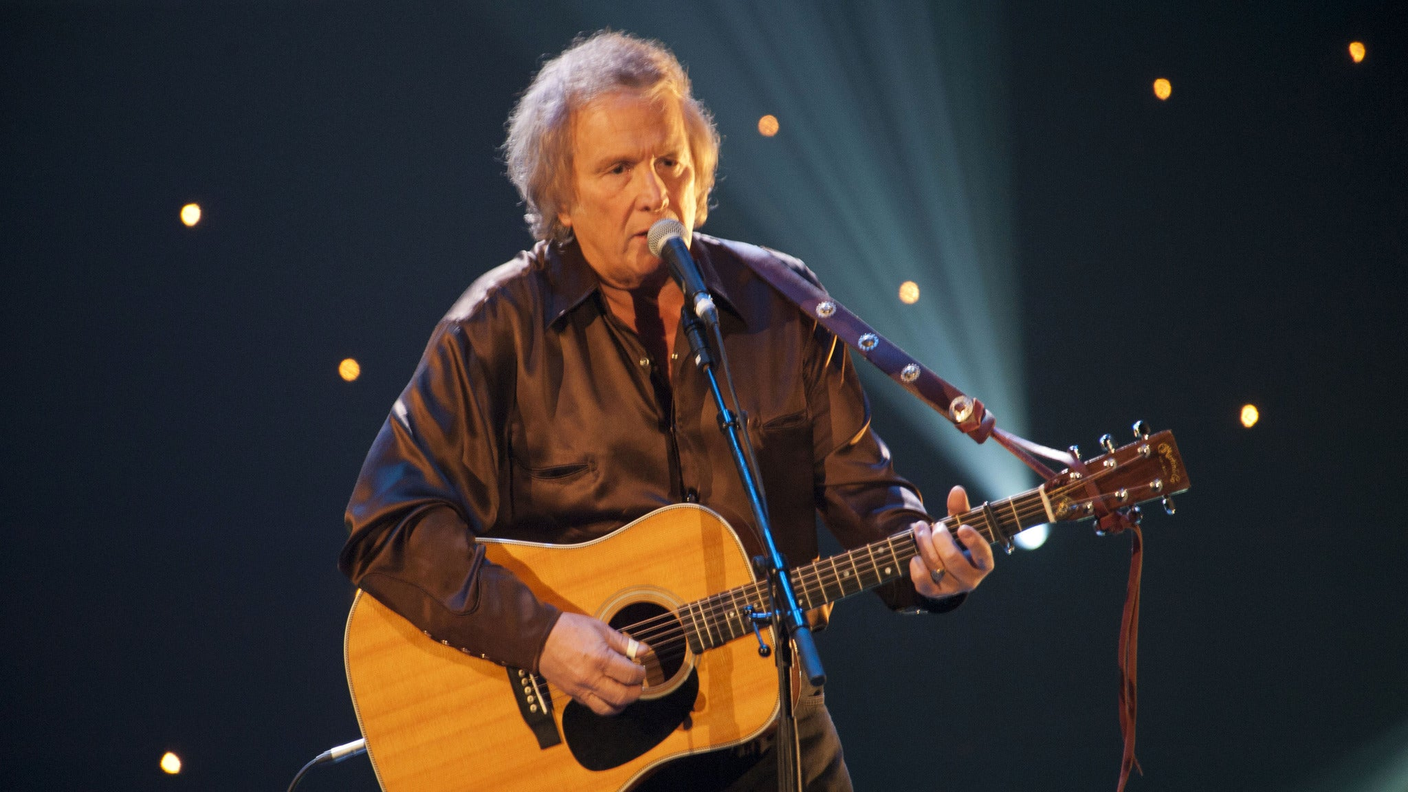 Don McLean at The Rose