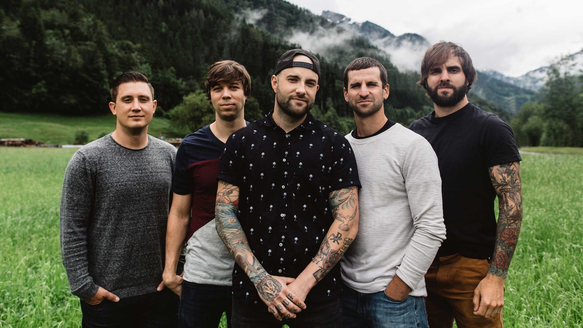 August Burns Red at Chameleon Club