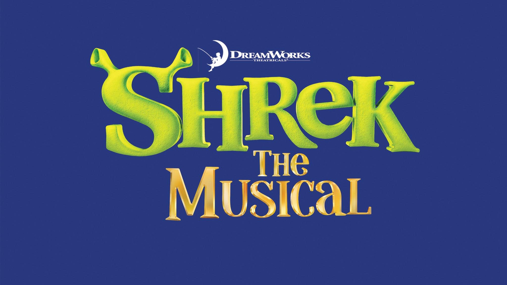 Shrek The Musical at Drury Lane Theatre Oakbrook Terrace