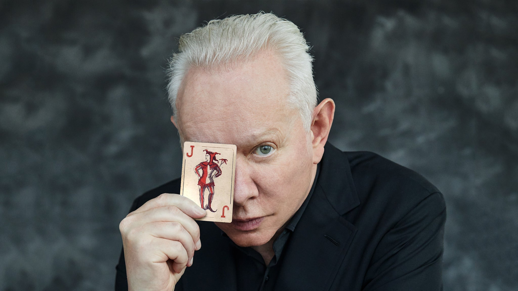 Joe Jackson at Shreveport Municipal Memorial Auditorium
