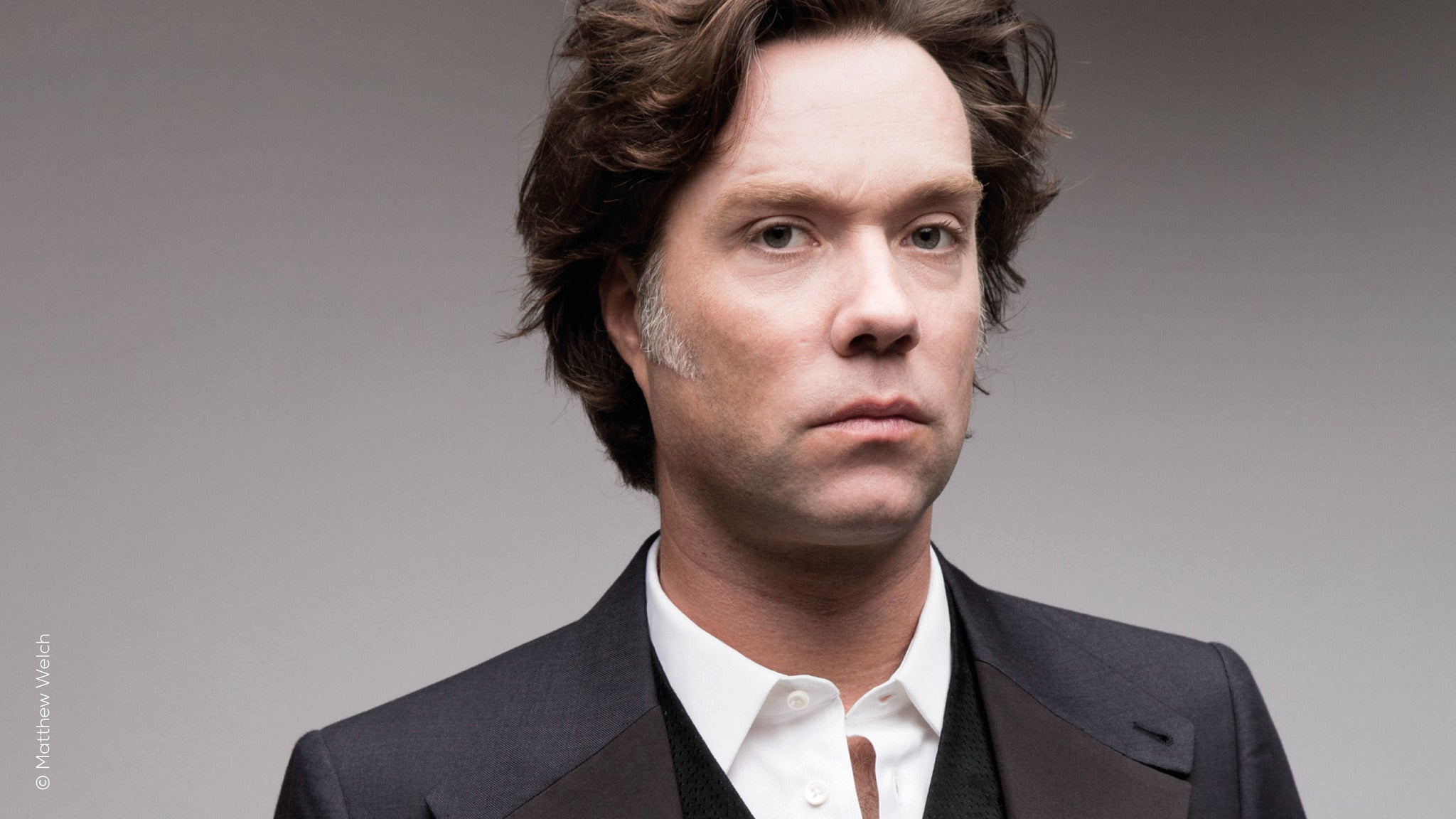 89.9 KCRW Presents Rufus Wainwright at Orpheum Theatre