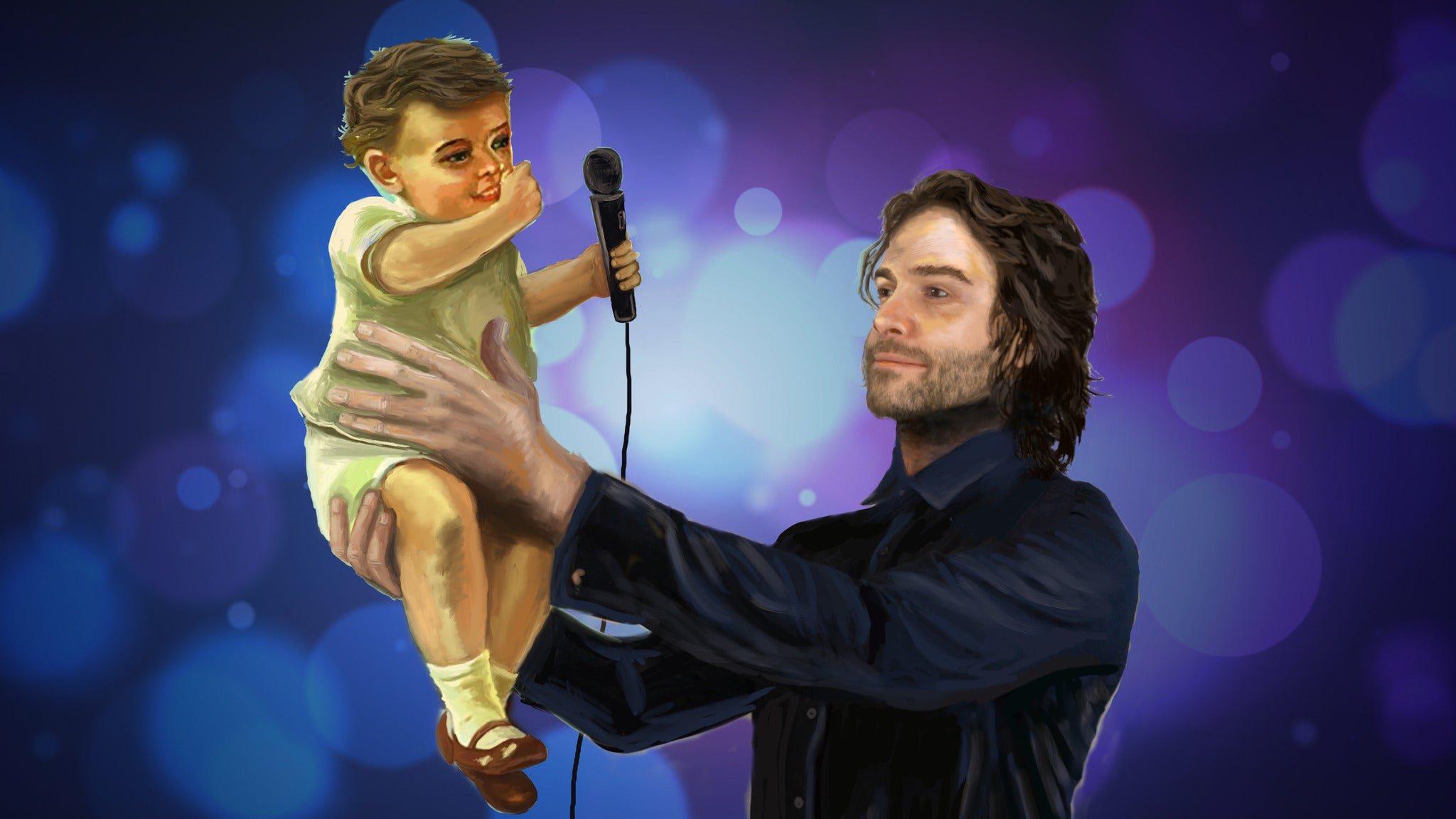 Chris D'elia at Warnors Theatre