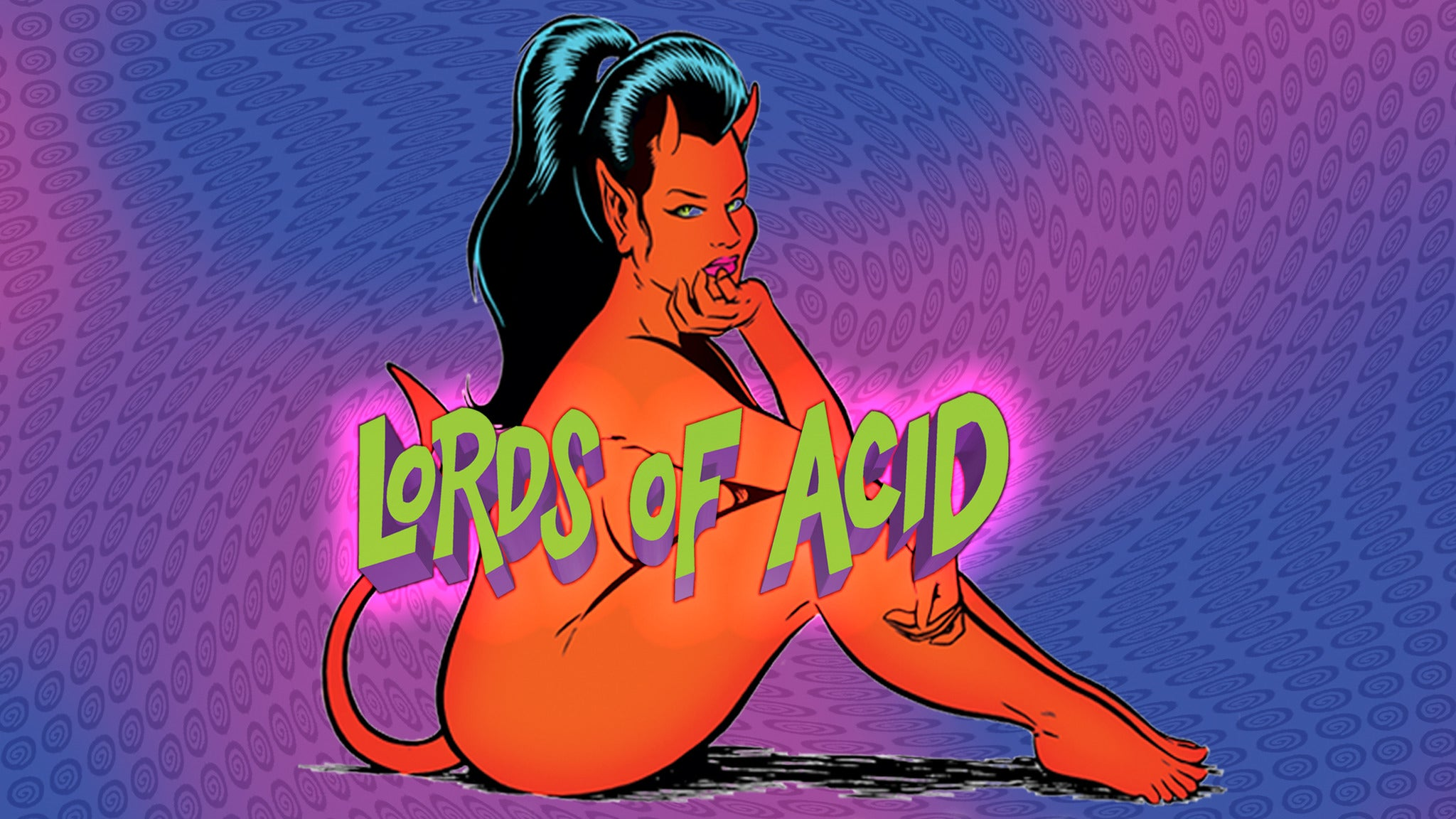 LORDS OF ACID: Sextreme Ball 2017 at Mercury Ballroom