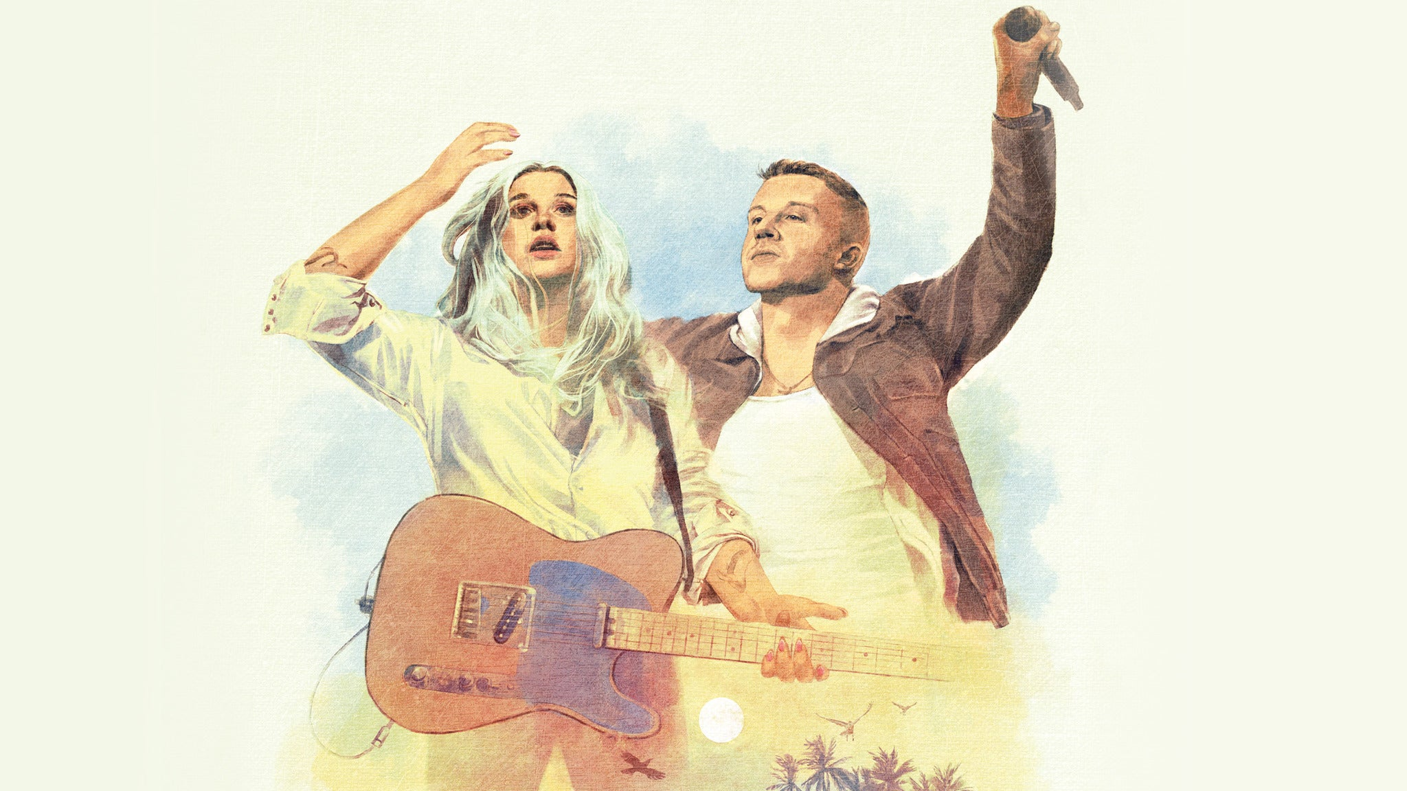The Adventures of Kesha and Macklemore - Mountain View, CA 94043
