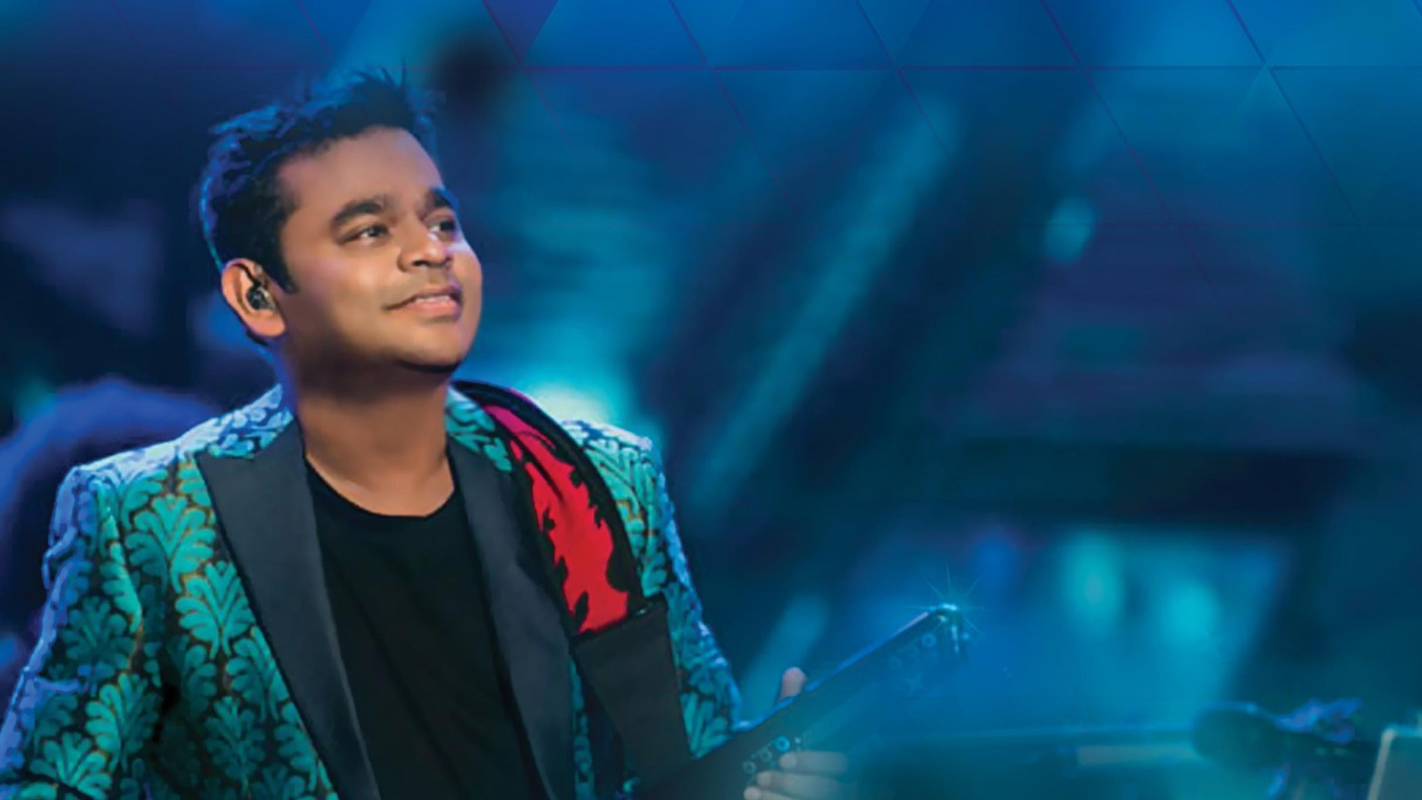 A.R. Rahman at Oracle Arena