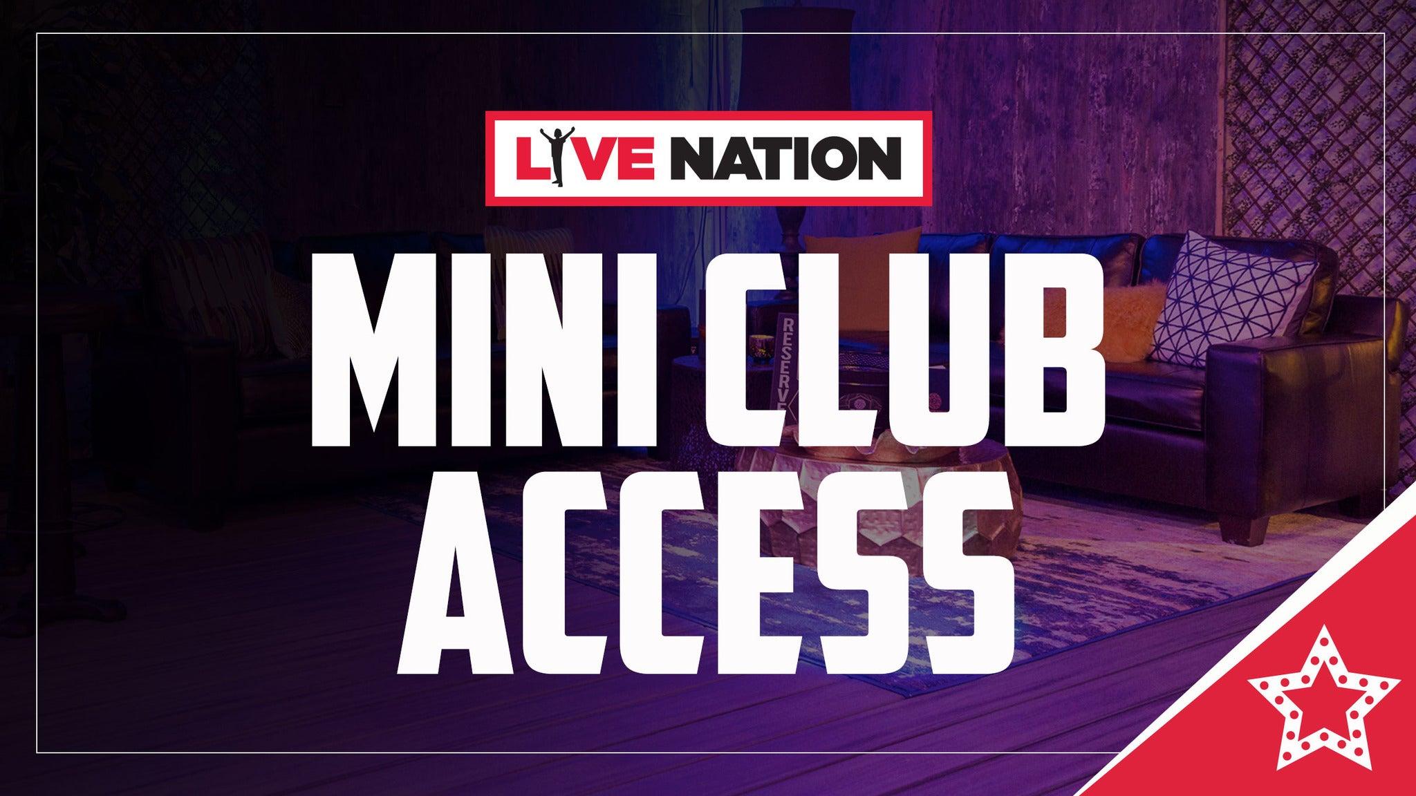 Mini Club Access: Thirty Seconds To Mars