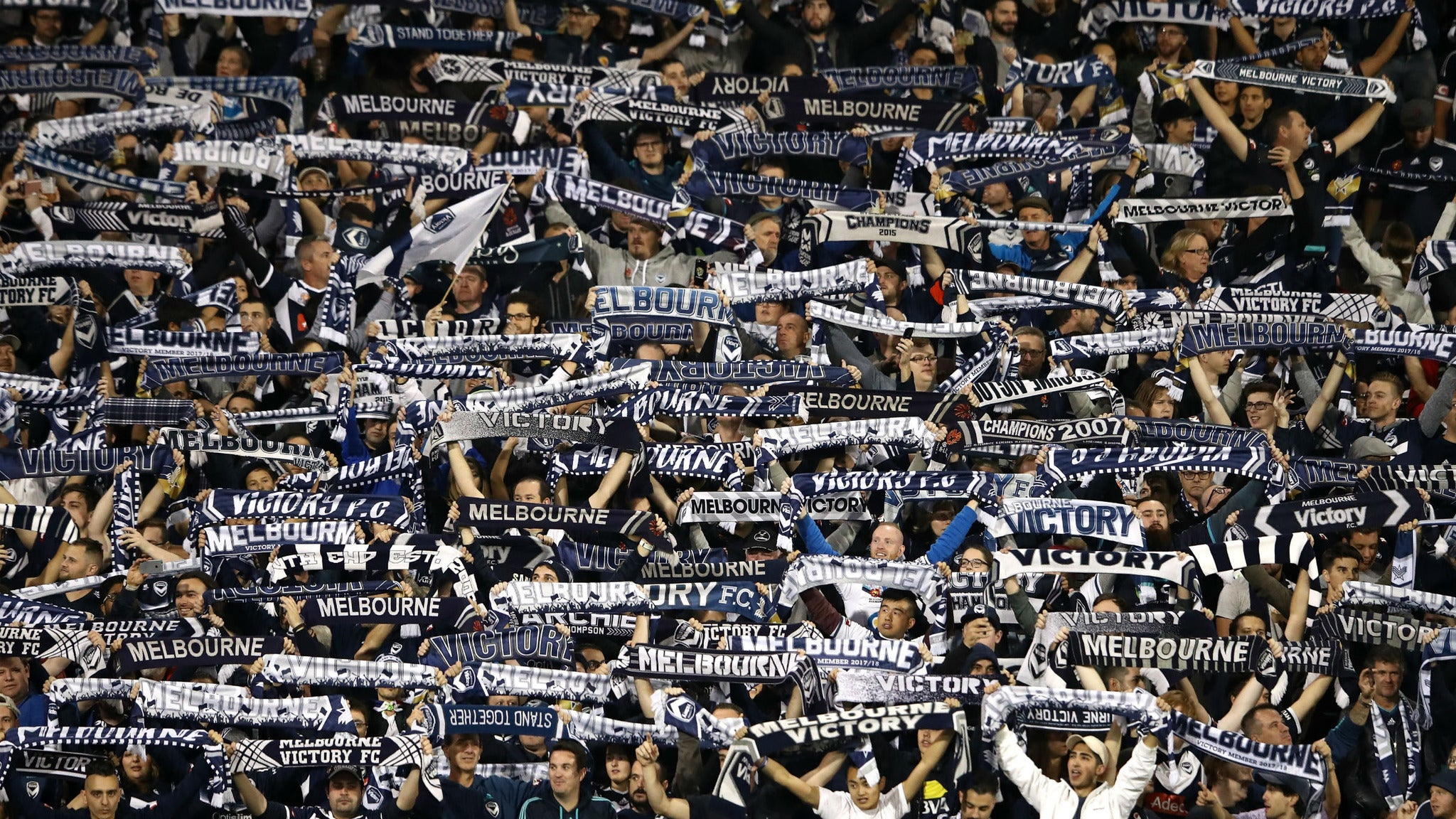 Melbourne Victory v Melbourne City - Members