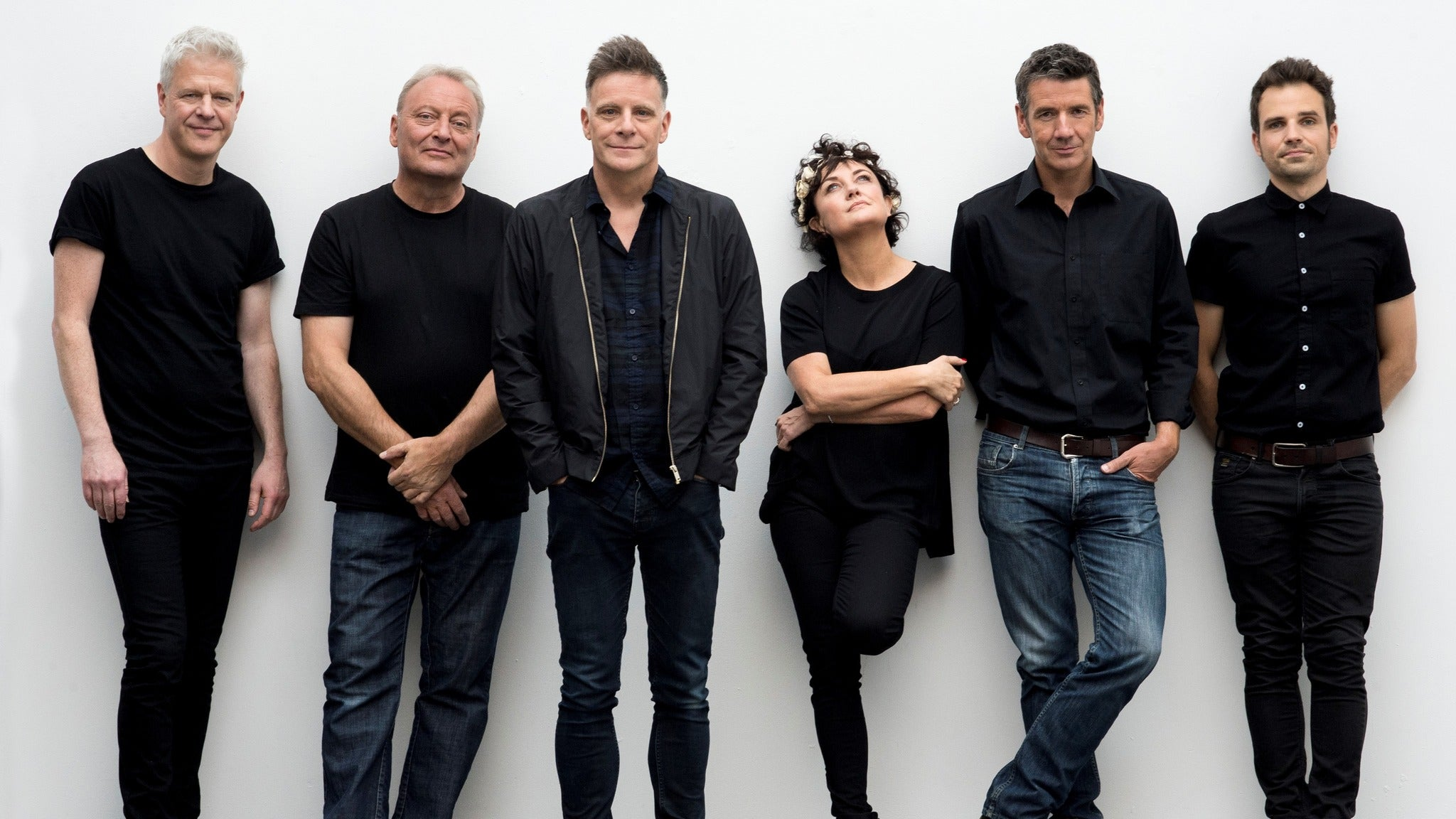 Deacon Blue - Cities of Love 2020 tickets (Copyright © Ticketmaster)