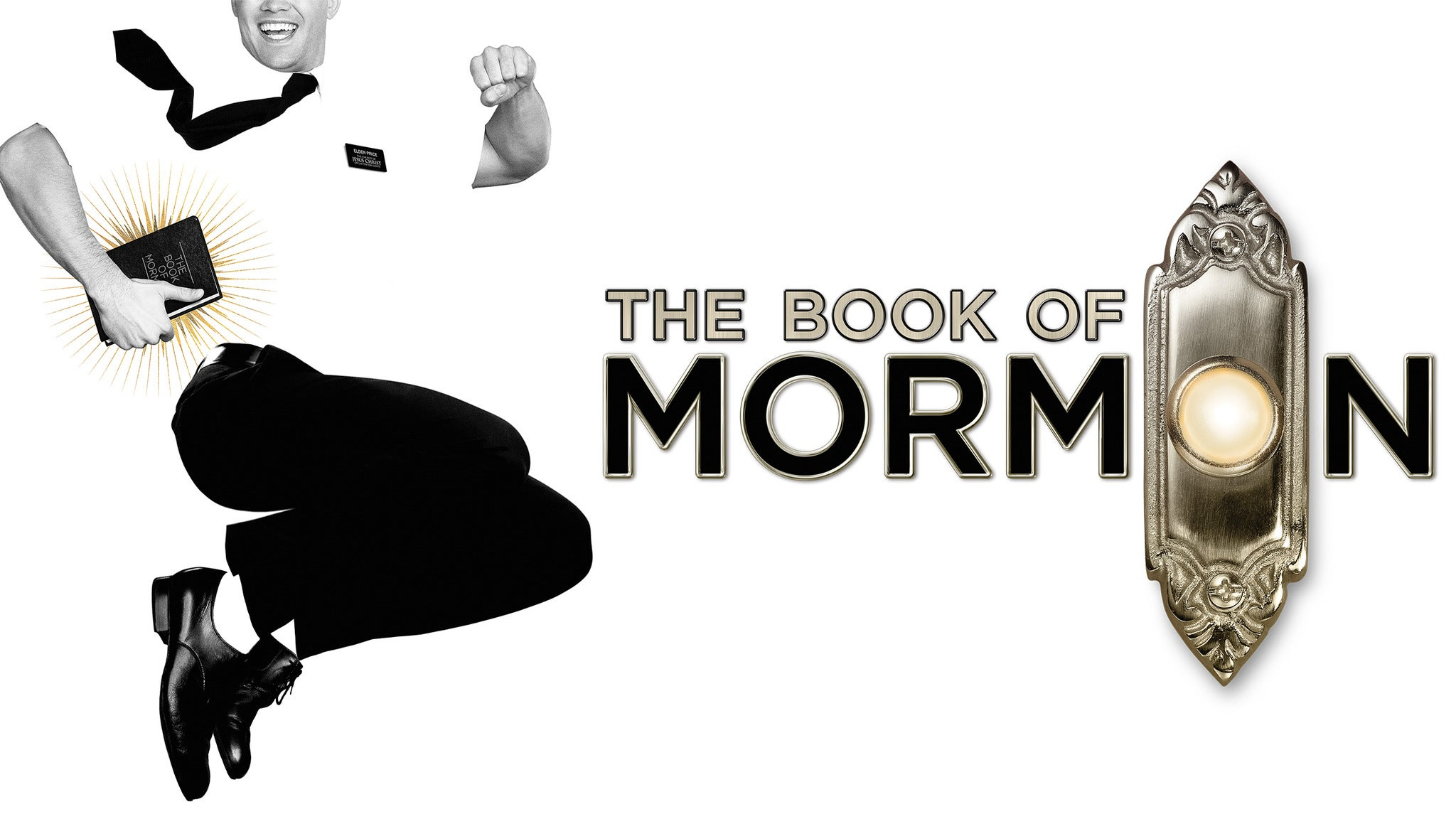 The Book of Mormon (Touring) tickets (Copyright © Ticketmaster)