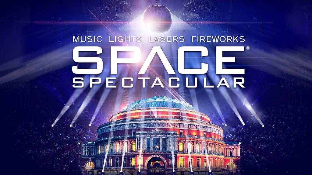 Space Spectacular Royal Albert Hall Seating Plan