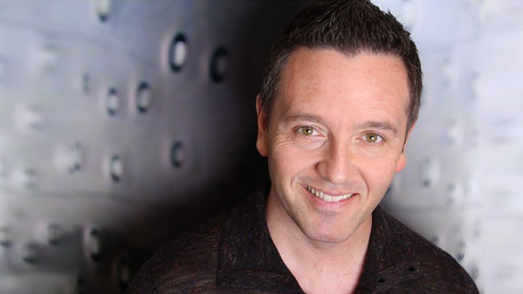 John Edward at Orpheum Theatre - Wichita KS