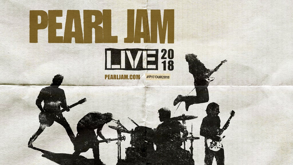 Hotels near Pearl Jam Events