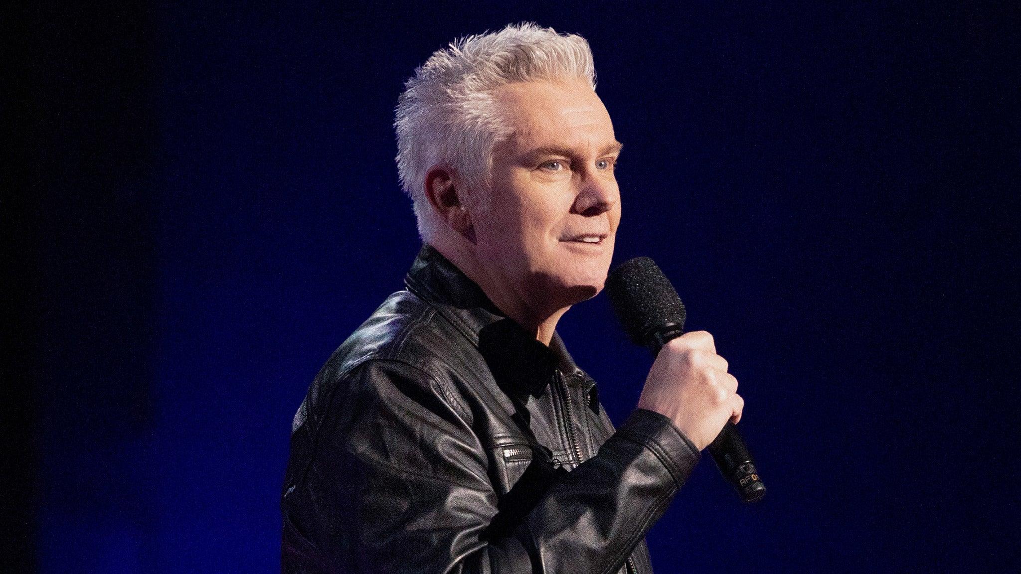 Brian Regan at Ridgefield Playhouse