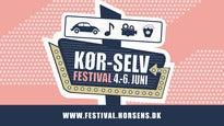 Kør-selv-festival: Carpark North