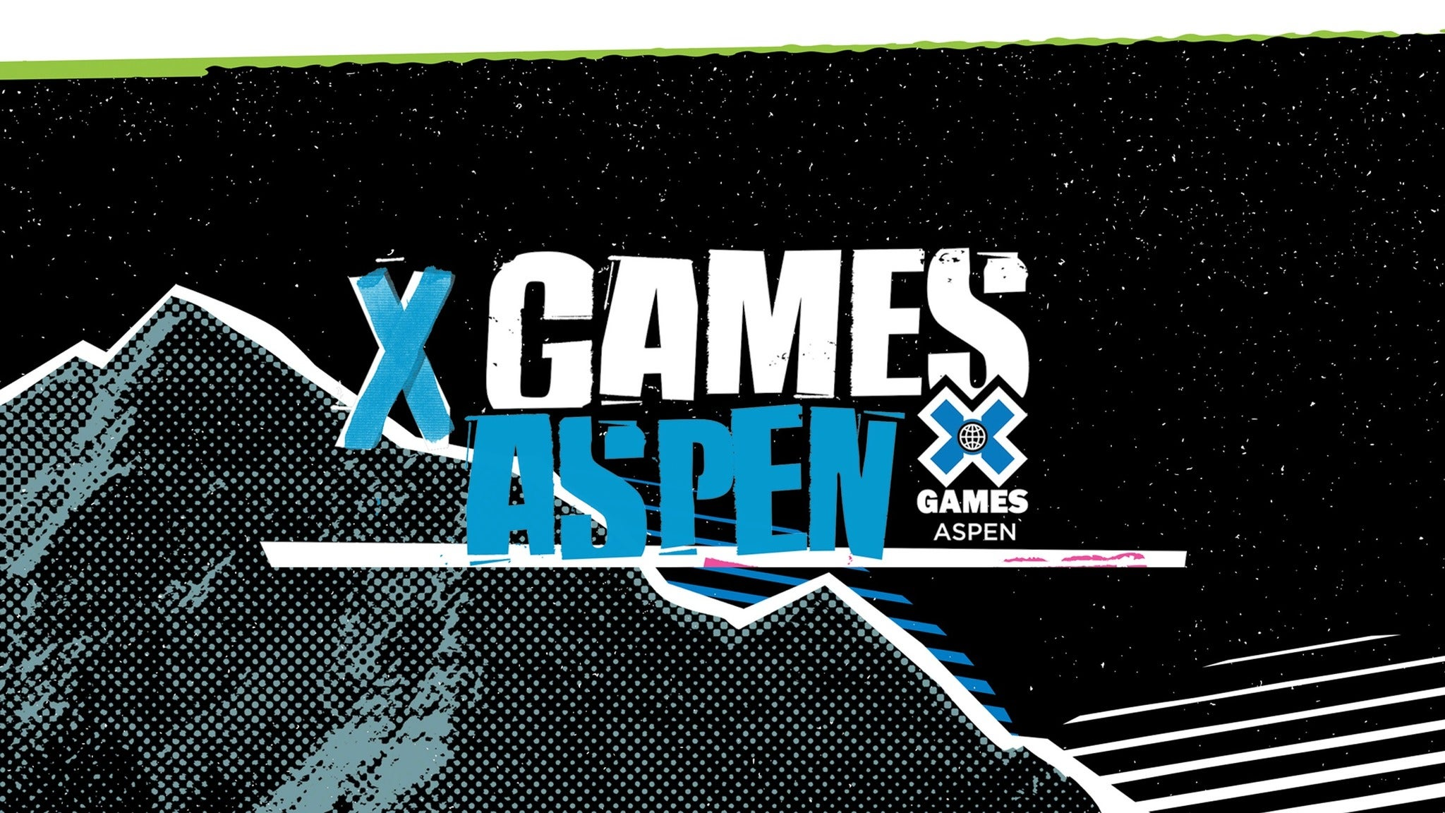 X Games Aspen 2019 at Base of Buttermilk Mountain